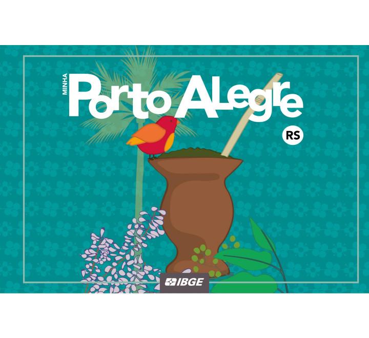 Coleção Minha Capital - Minha Porto Alegre n° 8