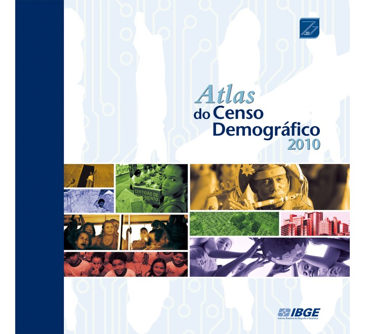 Atlas do censo demográfico 2010