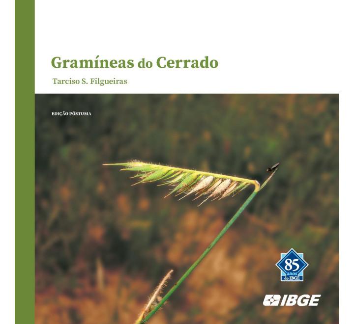 Gramíneas do Cerrado - Tarciso S. Filgueiras