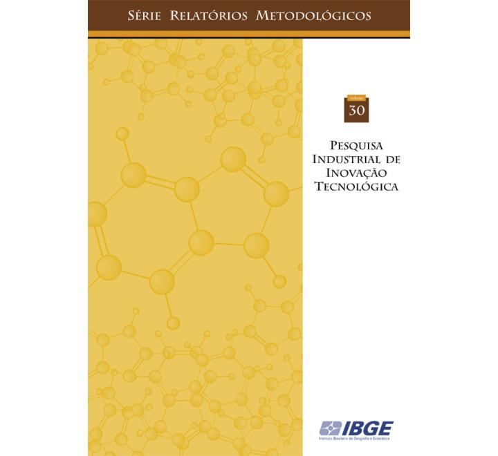 Pesquisa industrial de inovação tecnológica 2003