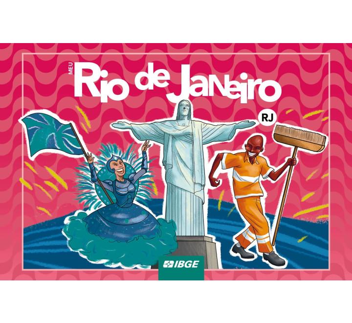 Coleção Minha Capital - Meu Rio de Janeiro n. 4