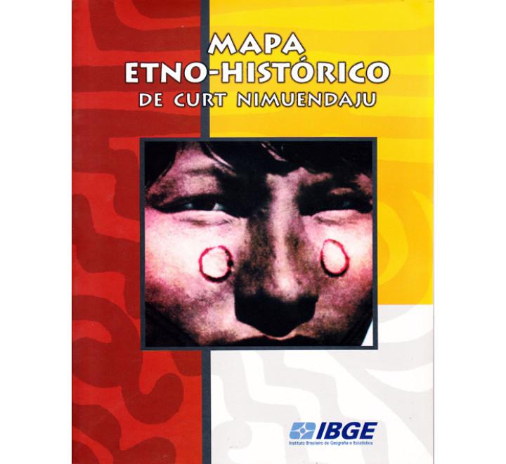 MAPA ETNO HISTÓRICO DE CURT NIMUENDAJU