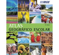 Atlas Geográfico Escolar - 8ª edição