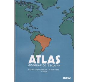 Atlas geográfico escolar - Ensino Fundamental - do 6º ao 9º ano - 2ª edição