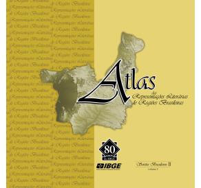 Atlas das representações literárias de regiões brasileiras - Sertões Brasileiros II - vol. 3