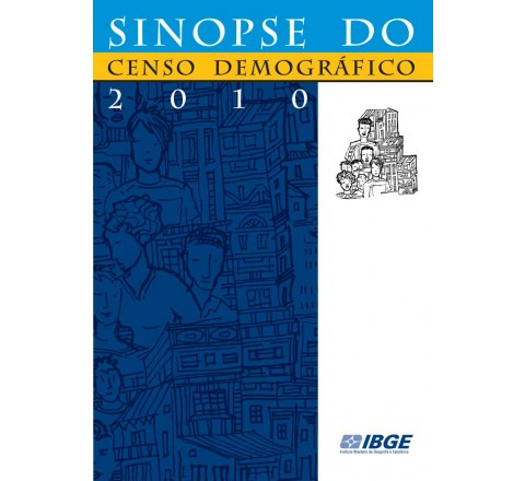 Sinopse do Censo Demográfico 2010