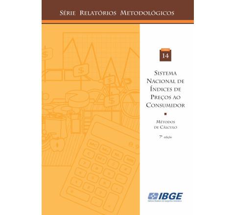 Sistema nacional de índices de preços ao consumidor - Métodos de cálculo - 7ª edição