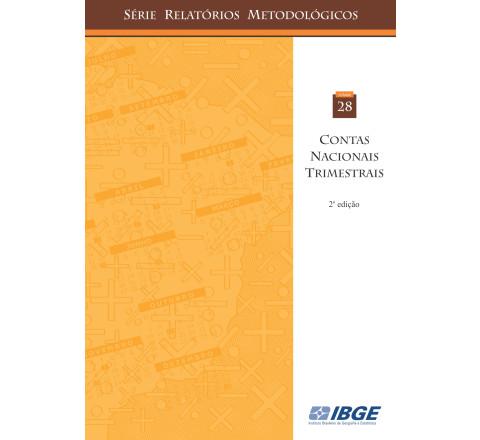 Contas Nacionais Trimestrais - Série Relatórios Metodológicos