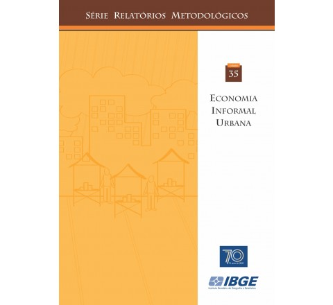 Economia informal - Série Relatórios Metodológicos