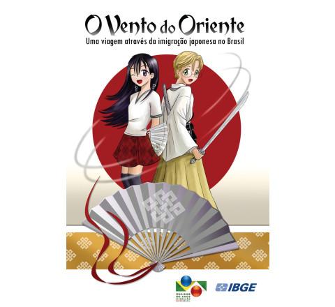 Vento do Oriente - Uma viagem através da imigração japonesa no Brasil