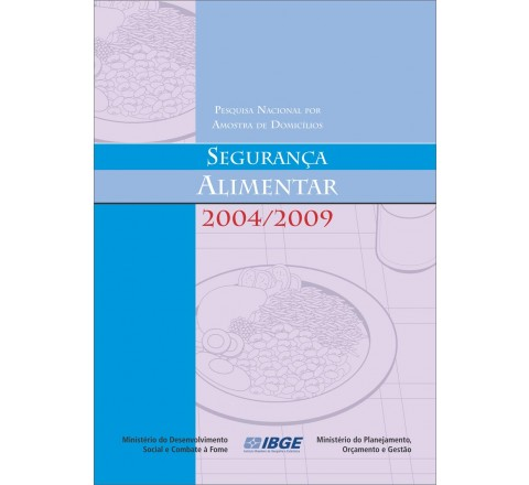 PNAD 2004-2009 - Segurança Alimentar