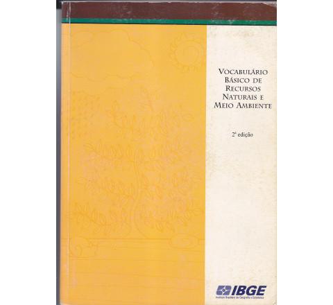 Vocabulário básico de recursos naturais e meio ambiente 2004