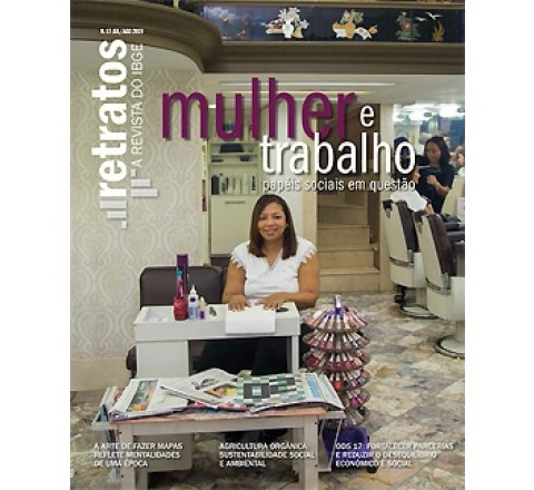 Revista Retratos nº 17 - jul/ago de 2019