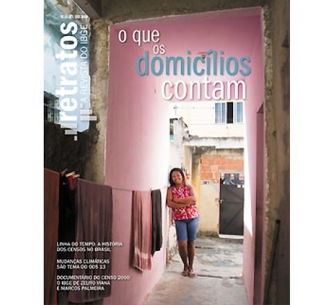 Revista Retratos nº 18 - set/out de 2019