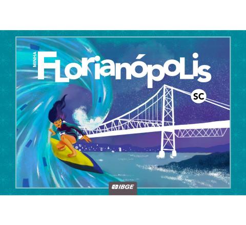 Coleção Minha Capital - Minha Florianópolis n° 7