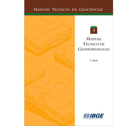 Manual técnico de geomorfologia