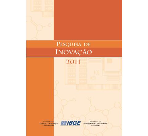 Pesquisa de Inovação 2011