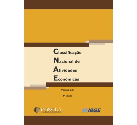 Classificação Nacional de Atividades Econômicas - CNAE Versão 2.0