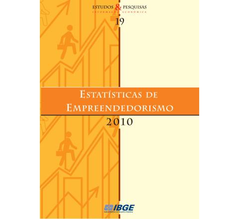 Estatísticas de Empreendedorismo 2010