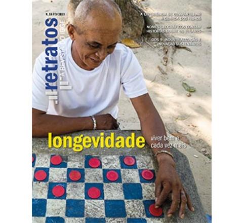Revista Retratos nº 16 - fevereiro de 2019
