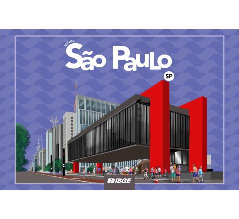 Coleção Minha Capital - Minha São Paulo n. 2