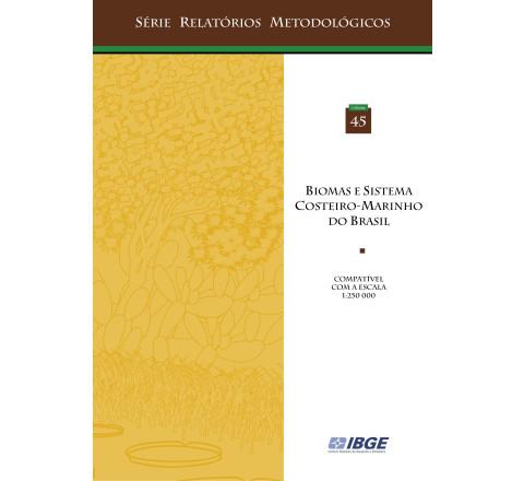 Manual técnico em geociências - Biomas e Sistema Costeiro-Marinho do Brasil